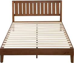 Wood Platform Bed Frames Winston Porter Shaunte Solid Wood Platform Bed Reviews Wayfair