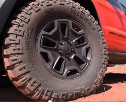2014 jeep wrangler tire size fitting larger tires on the 2013 stock rubicon rims