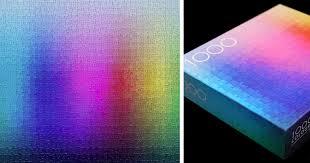 color spectrum puzzle 1000 piece cmyk color gamut jigsaw puzzle by designer clemens
