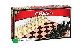 Amazon Chess Set Amazon Com Classic Chess Board Game Toys U0026 Games