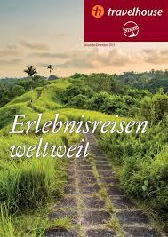 Travelhouse Erlebnisreisen weltweit Januar bis Dezember 2015 by
