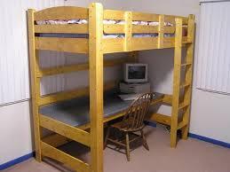 loft bed frame plans the design free diy furniture plans to build
