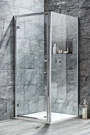 t8i hinged shower door enclosure 700mm