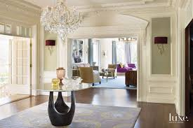 Tables For Entrance Halls 9 Fantastic Entrance Halls With A Statement Dining Room Table
