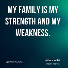 my family is my strength quotes eetcafebergkwartier