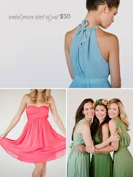 rent bridesmaid dresses bridesmaids dresses rental vosoi