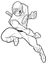 printable power ranger coloring pages kids coloringstar