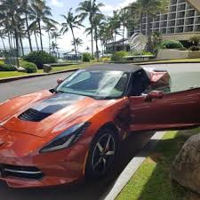 how much is it to rent a corvette hawaii rentals 68 photos 64 reviews car rental 355