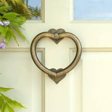 heart door knocker door accessories ironmongery u2026 pinteres u2026