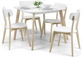 Retro Dining Table And Chairs Julian Bowen Casa Dining Set Coffee Table L Tables