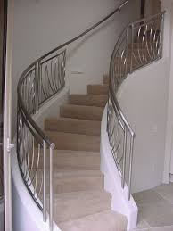Stainless Steel Stairs Design Custom Made Custom Stainless Steel Railing Railings Pinterest