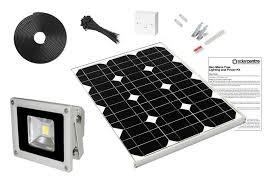 solar led flood lights floodlight 30 30w 12v solar led floodlight kit