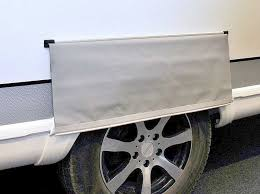 Caravan Awning Spares Isabella Universal Wheel Arch Cover 75cm Isabella Spares