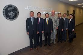 Japanese Generals by Jaaga Delegation Visits Vandenberg Afb U003e Vandenberg Air Force Base