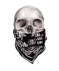 36 latest gangster skull tattoos