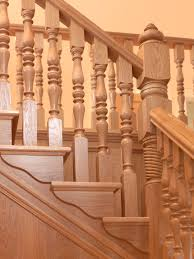 Oak Stair Banister Stairs Marvellous Wood Stair Spindles Amusing Wood Stair