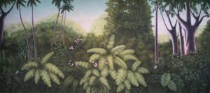 jungle backdrop tropical jungle 1 backdrop grosh backdrops