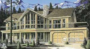 house plans with garage underneath strikingly idea 12 elevated house plans with garage under drive
