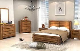 chambre acacia vend ensemble pour chambre à coucher antiquité feuillus européens