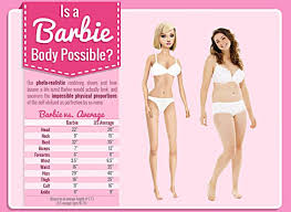 barbie woman anatomically impossible ny daily