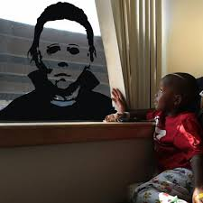 popular michael myers stickers buy cheap michael myers stickers