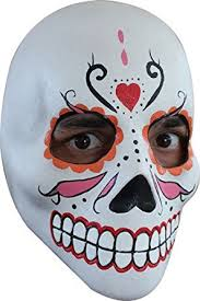 day of the dead masks womens day of the dead dia de los muertos mask clothing
