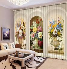 aliexpress com buy europe style marble pillar flower 3d window