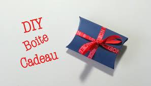 boite emballage cadeau en carton diy noel boite cadeau en papier carton youtube