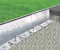 Steel Landscape Edging by Everedge Titan Galvanised Steel Landscape Edging Everedge Esi