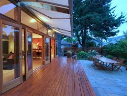 Contemporary Retractable Awnings Add Decors To Your Exterior With 20 Awning Ideas Home Design Lover