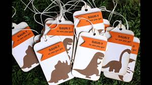 dinosaur party favors dinosaur party themed decorating ideas