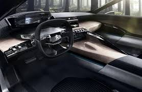 peugeot onyx interior peugeot exalt concept gets a few changes for europe autotribute