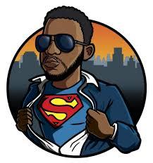 superman cartoon portrait vector illustration u2022 coghill cartooning
