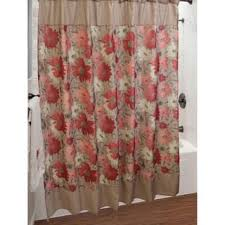 Shower Curtains With Red Tan Shower Curtains Shop The Best Deals For Nov 2017 Overstock