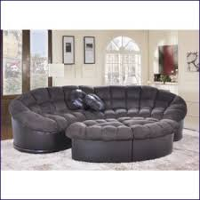Black Microfiber Sectional Sofa Brown Leather Sectional Sofas Ylonqs Net