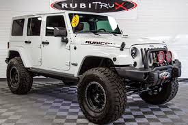 jk jeep jeep wrangler jk unlimited custom builds for sale at rubitrux