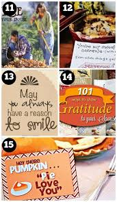 80 thanksgiving traditions