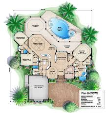 2 Car Garage Dimensions by House Plan With Great Outdoor Spaces 66096we Architectural