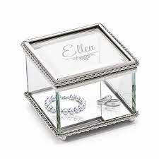personalized photo jewelry box personalized jewelry boxes