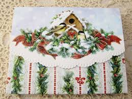 carol wilson christmas cards prestomart carol wilson boxed christmas cards 15 ct chickadees