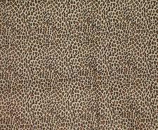 leopard fabric leopard print fabric ebay