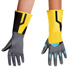 buy transformers robots in disguise kids bumblebee animated gloves