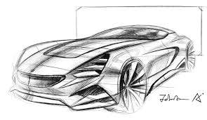 lamborghini logo sketch diseño de autos una carrera desconocida maserati sketches and