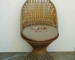 Wicker Style Outdoor Furniture by Spun Fiberglass Etsy