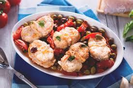 come cucinare code di gambero ricetta coda di rospo con olive la ricetta di giallozafferano