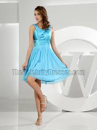 discount blue short party graduation homecoming dresses
