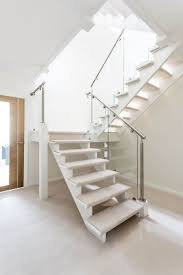 contemporary staircases to brighten your home neville johnson