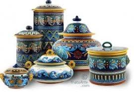 decorative canisters kitchen decorative kitchen canisters sets foter canister 287x198 5
