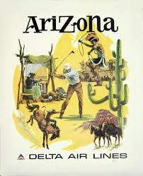 Arizona travel posters images 10 vintage airline posters that will make you wish you experienced jpg
