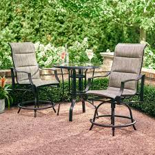 Inexpensive Patio Furniture Sets by How To Make Awesome Piece Outdoor Bistro Patio Set For Your Hotel